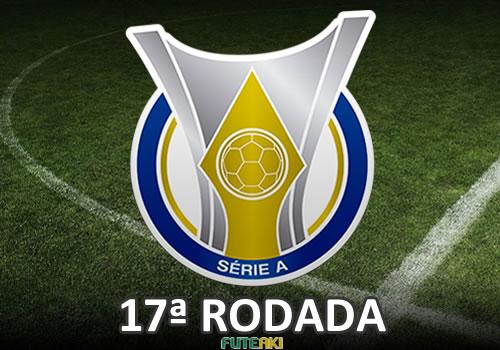 Brasileirão 2015 - 17ª Rodada