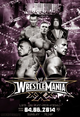 WWE Wrestlemania 30 (2014)