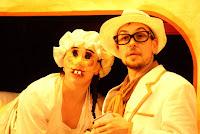 """Trabajo con máscaras. """"El arrancacorazones"""" de Boris Vian"""