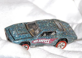 Hot Wheels 23 Karat