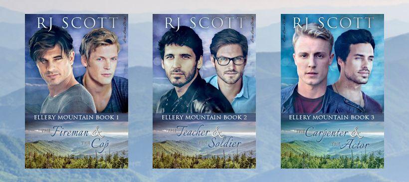 Ellery Mountain - re-releases