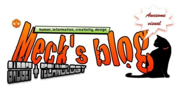 meck's blog