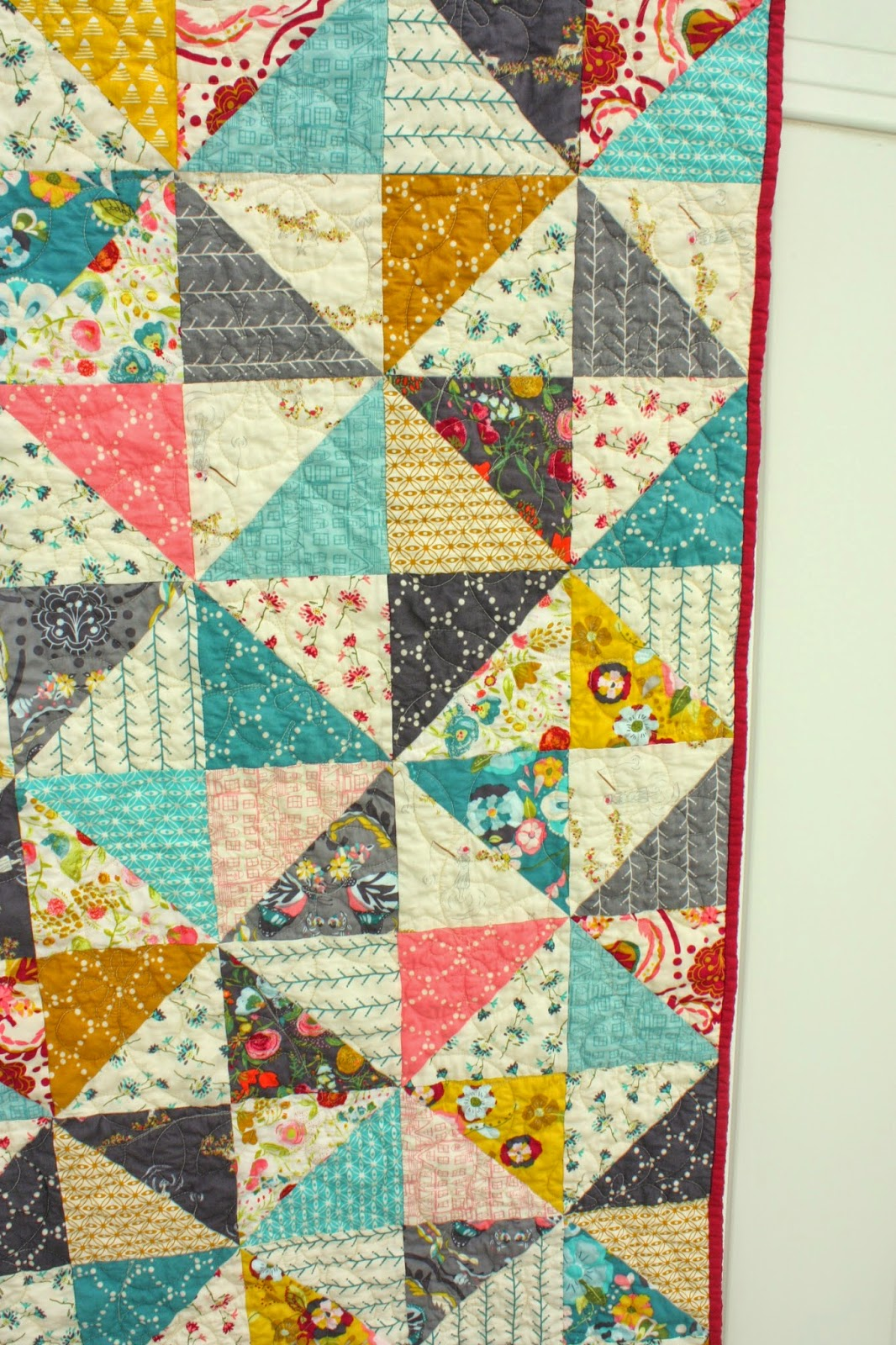 Emmy Grace Baby Quilt Diary Of A Quilter A Quilt Blog