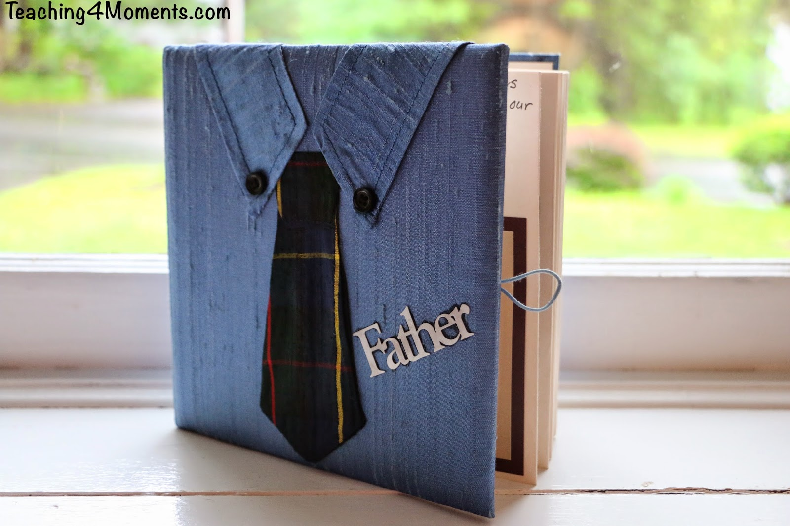 Teaching 4 Moments-Father's Day memories