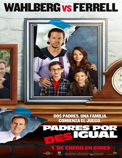 Ver Padres por desigual (Daddy's Home) (2015) Online