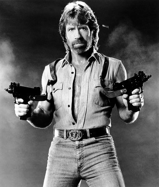 top 25 interesting chuck Norris jokes about his life