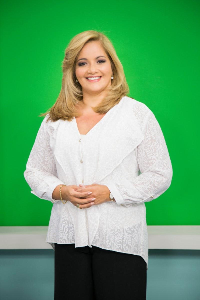 Denise Campos de Toledo - Crédito: Divulgação/TV Gazeta