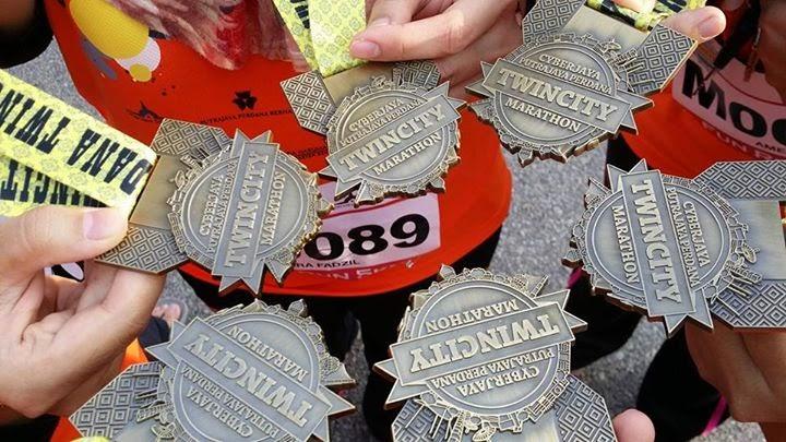 cyberjaya twin city marathon 2014