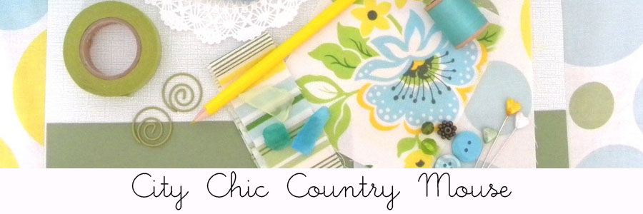 City Chic Country Mouse