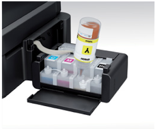 Printer Jenis Inkjet