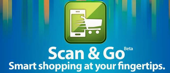 how to use scan and go walmart