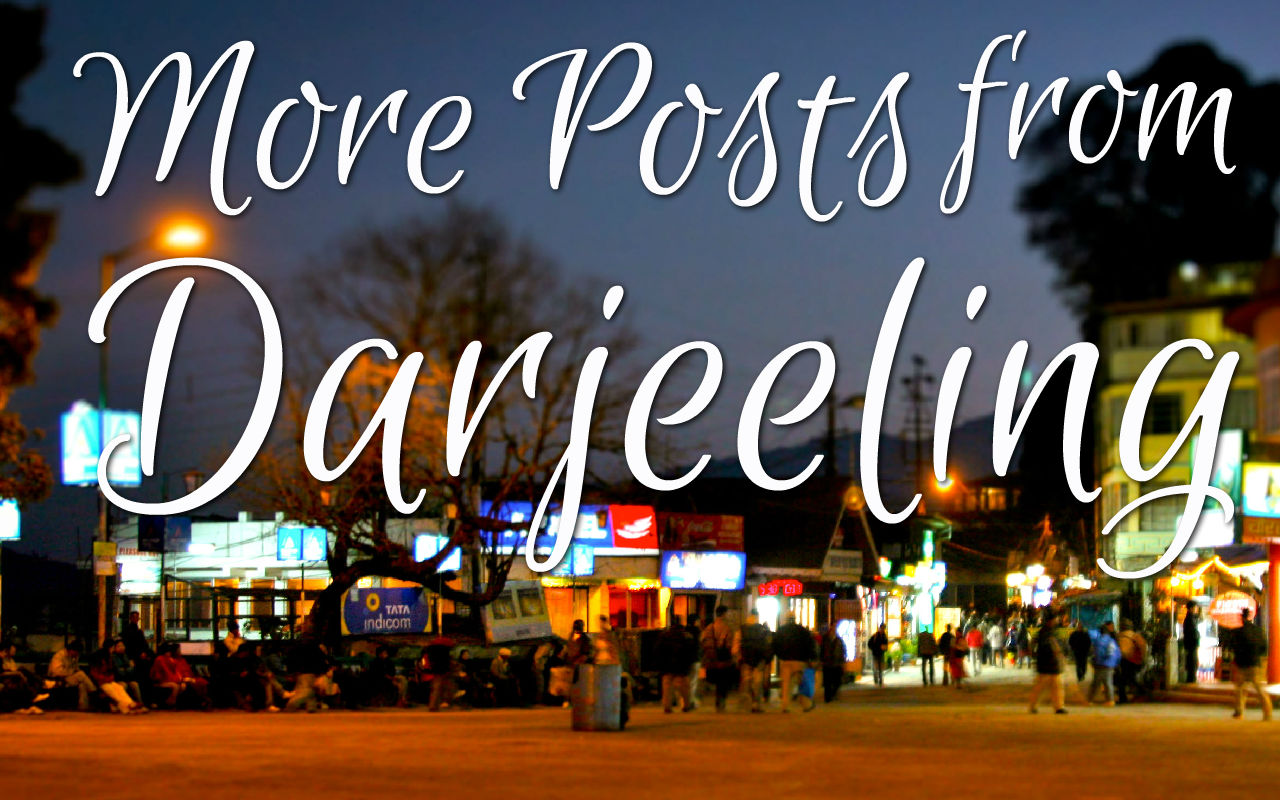 More Posts From Darjeeling