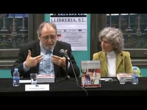 Presentación del libro en Barcelona