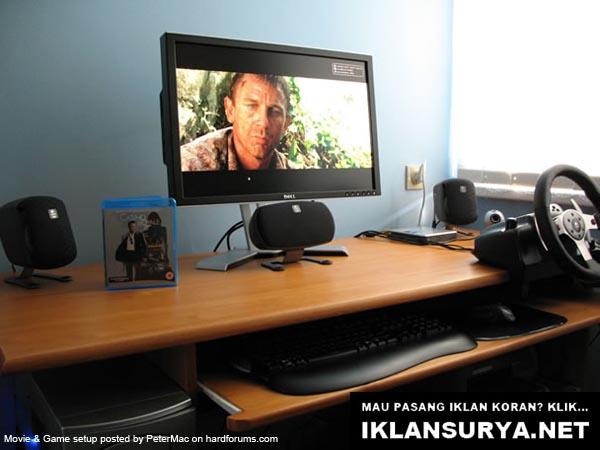 Markas Komputer Unik, Movie And Game PC