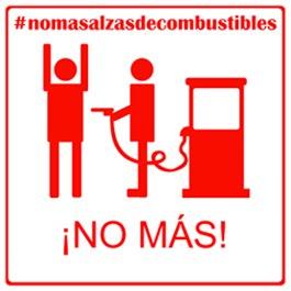No más alzas en los combustibles