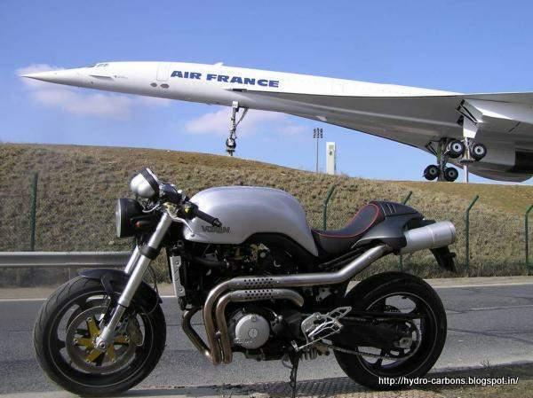 Voxan - Cafe Racer 1000 V2 motorcycle