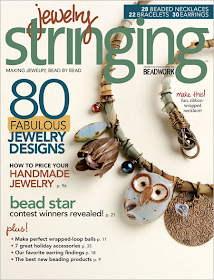 Jewelry Stringing Winter 2012