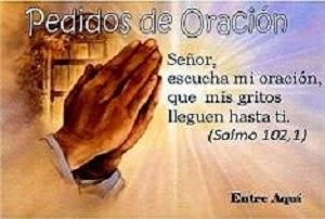 Oración por ti y los tuyos