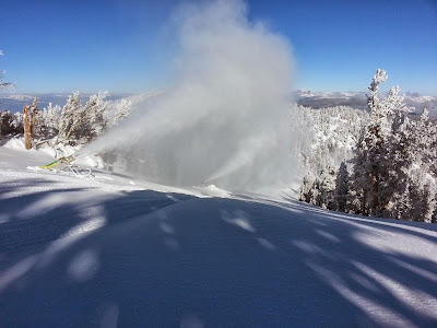 Vail Resorts' Mountains Offer Best Early Season Conditions And Most