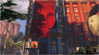 #13 Bioshock Infinite Wallpaper