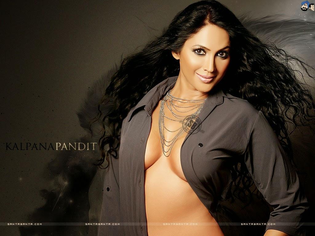Kalpana Pandit's Exposing