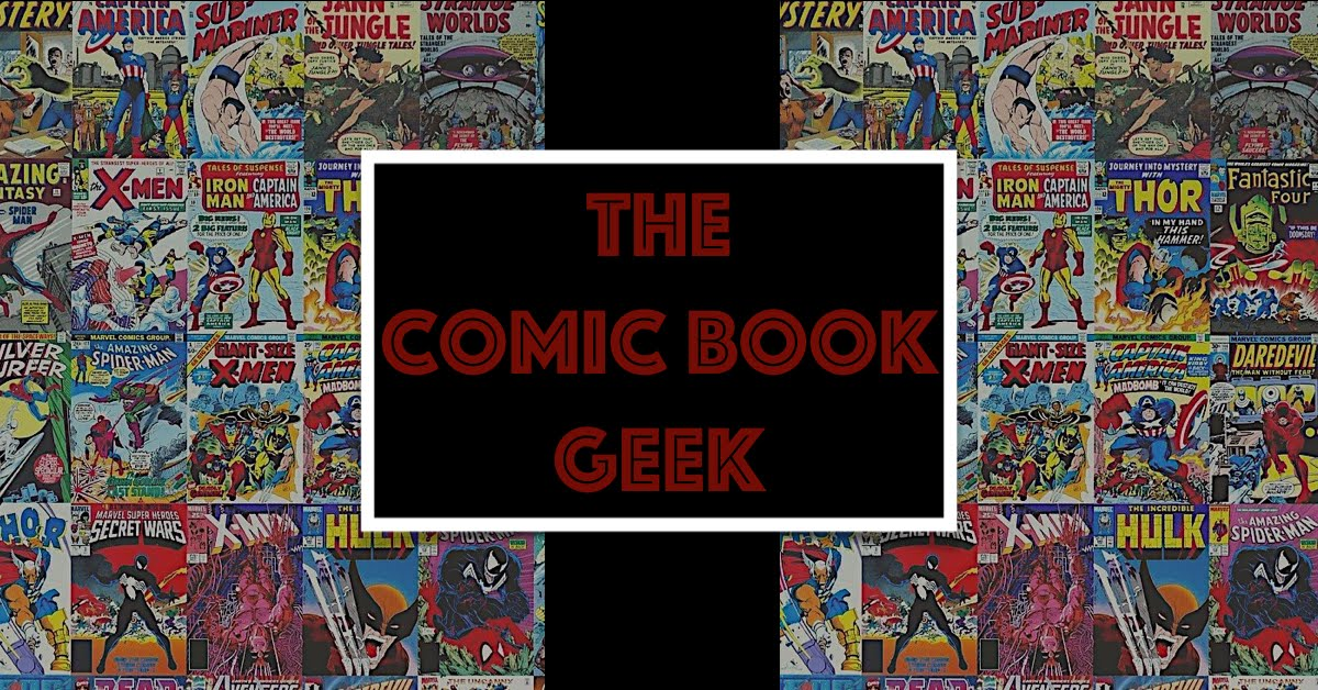 The Comic Book Geek