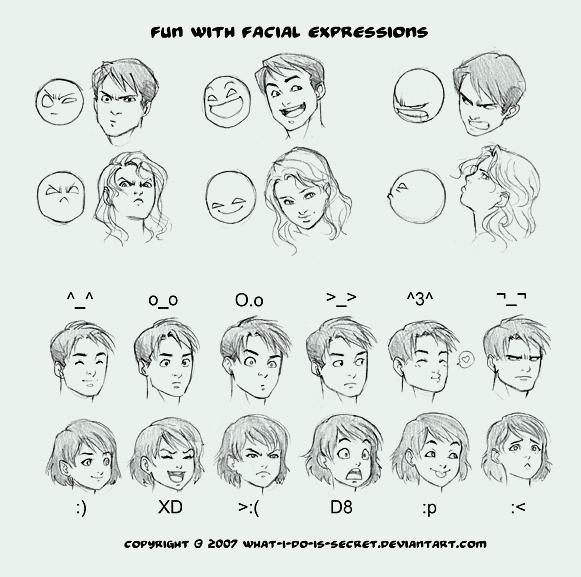 Guillaume legoupil tutoriel dessin manga 3 - Dessin manga visage ...