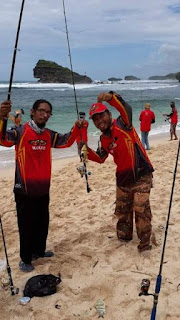 Teknik surf fishing