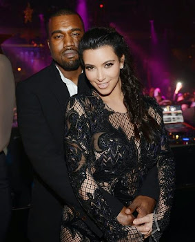New Reality Star is Born !   Kim K Gives Birth to Baby Girl in LA Hospital