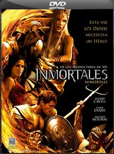 Immortals [2011] [DVDFULL] [Latino/Otros 5.1]