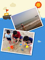 Play Sands and Kite