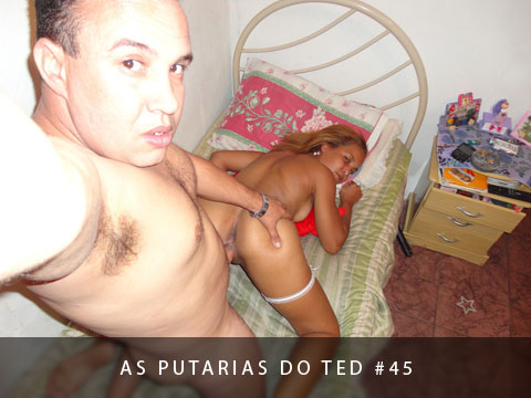 As putarias do TED