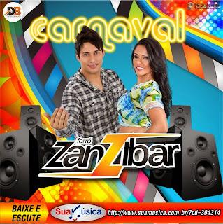 FORRÓ ZANZIBAR PROMOCIONAL CARNAVAL 2014