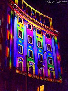 Edificio Términus - Plaza circular - Tranvia de Bilbao-