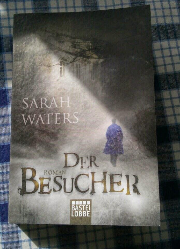 Schauerroman Der Besucher von Sarah Waters