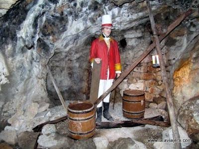 Tuneles Gran Asedio Gibraltar