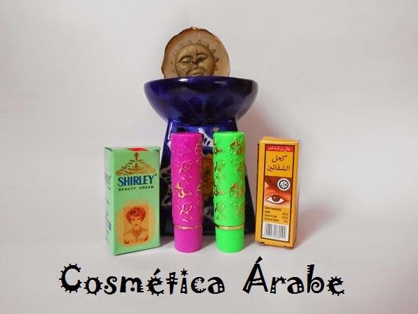 Cosmética Árabe