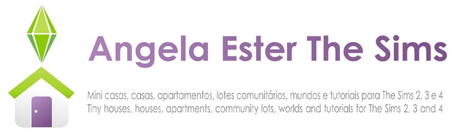 Angela Ester The Sims