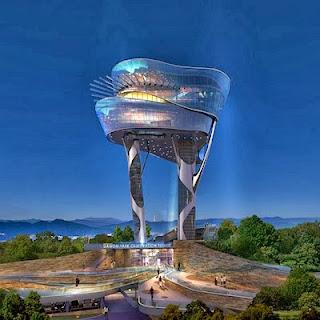 arquitectura del futuro en el mundo