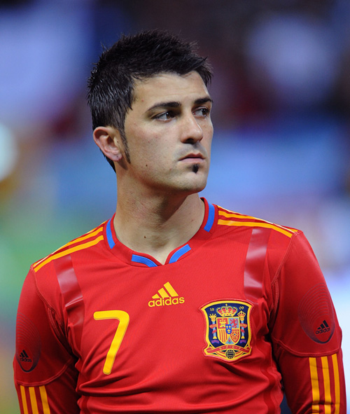 David Villa Spain 2012 on oscar chelsea fc wallpaper