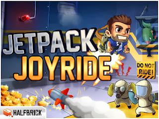 Download Game Jetpack Joyride APK Android 2014