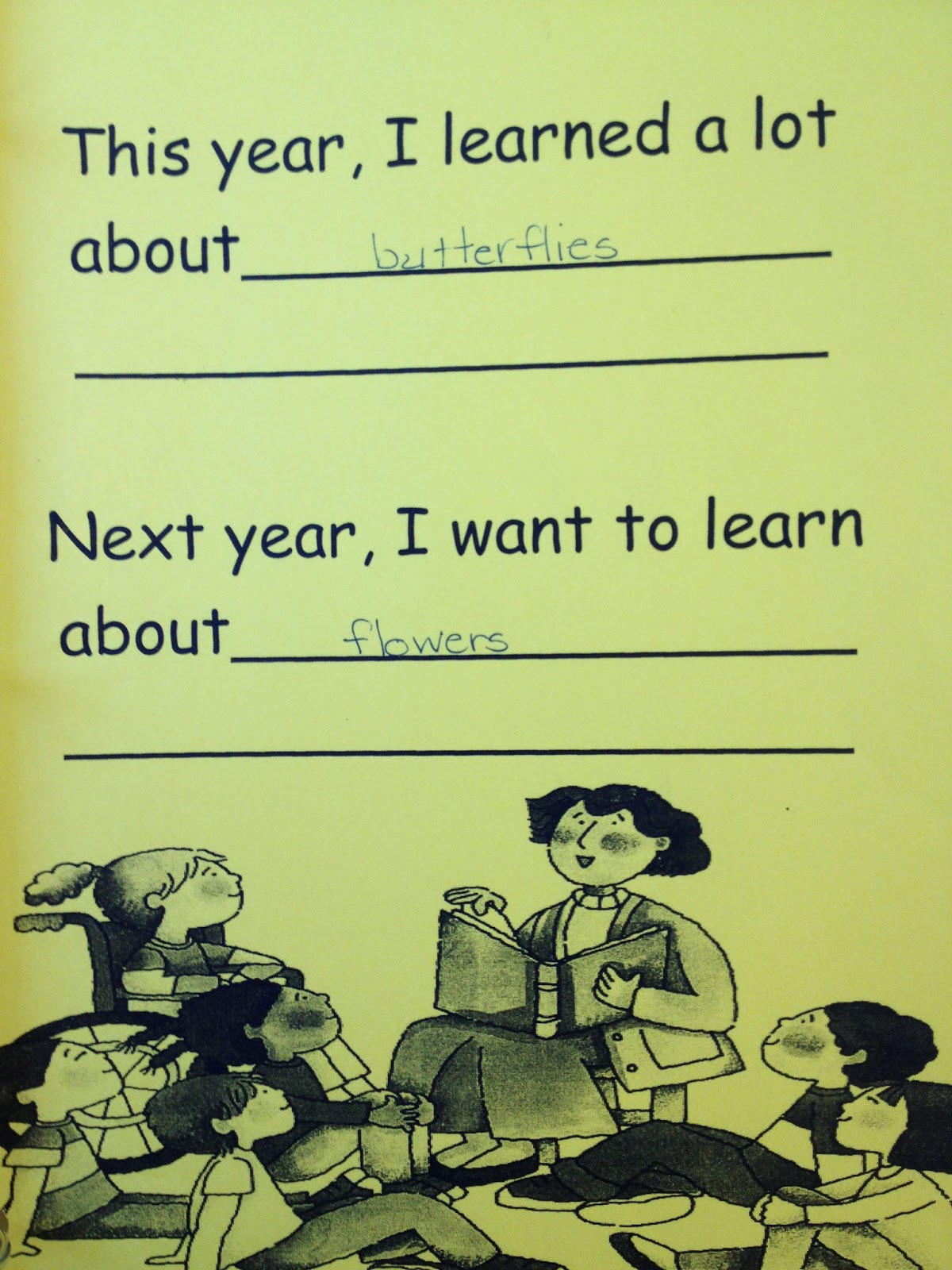 The Larson Lingo: Goodbye, Preschool