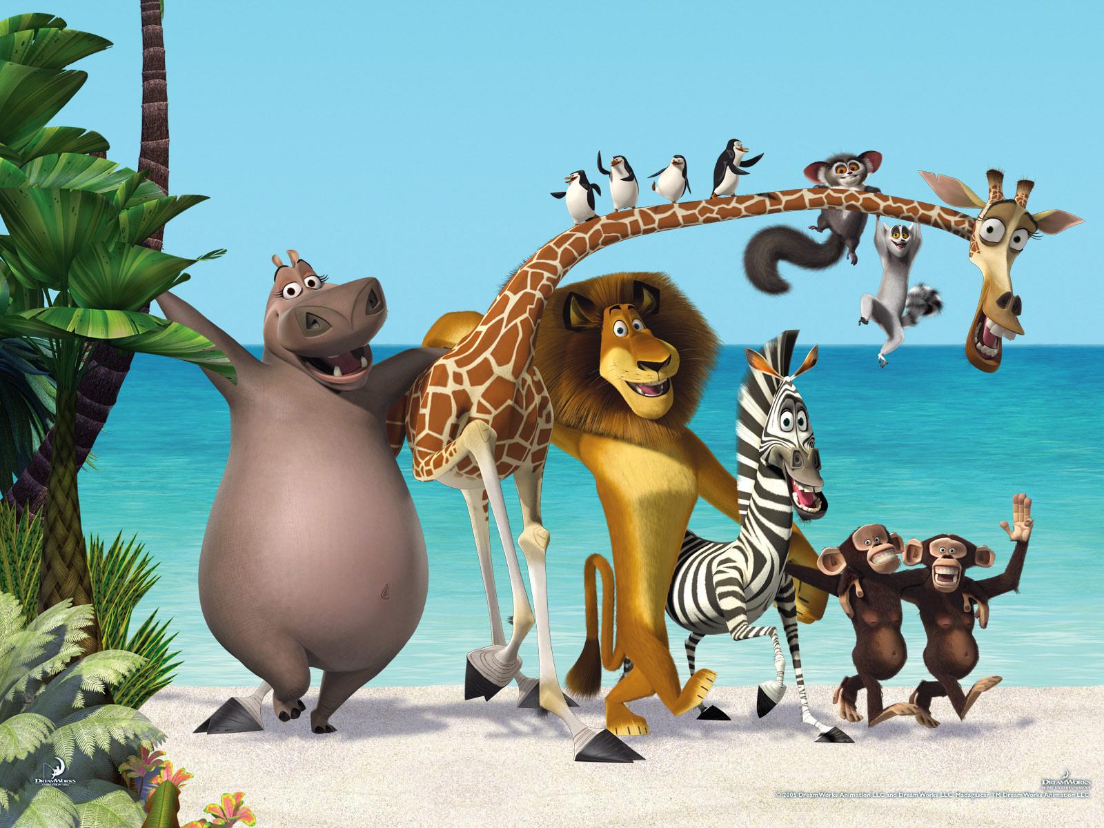 Los Pinguinos De Madagascar - Comando Huevin - YouTube