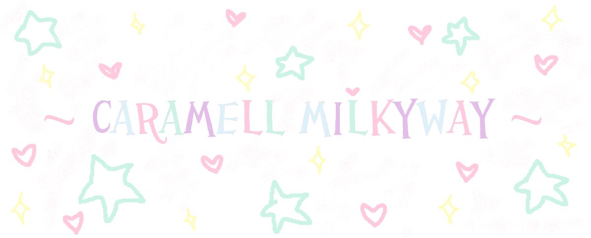 Caramell Milkyway ♡