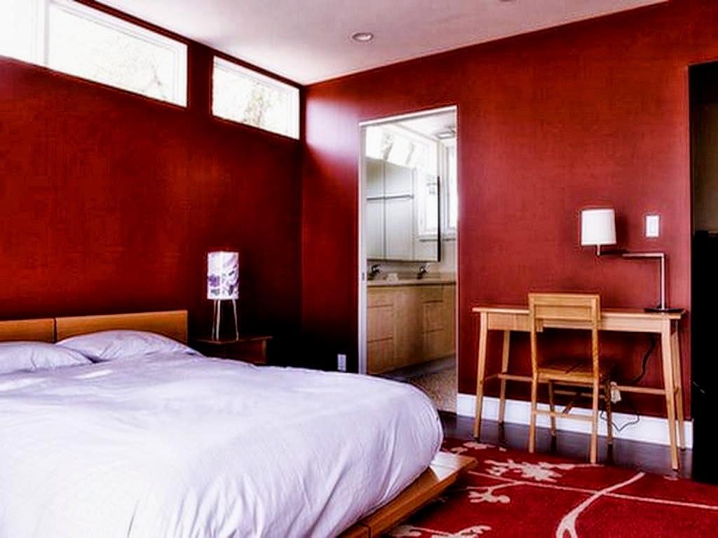 konsep warna cat untuk kamar tidur secara psikologis