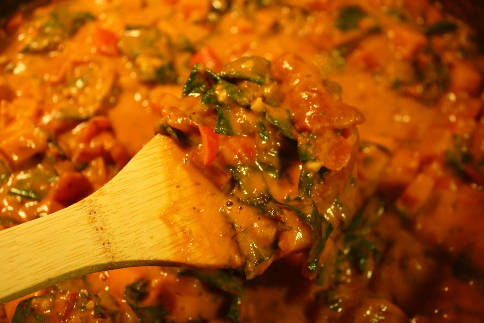Hopeful: Weekday Winner: West African Groundnut Stew