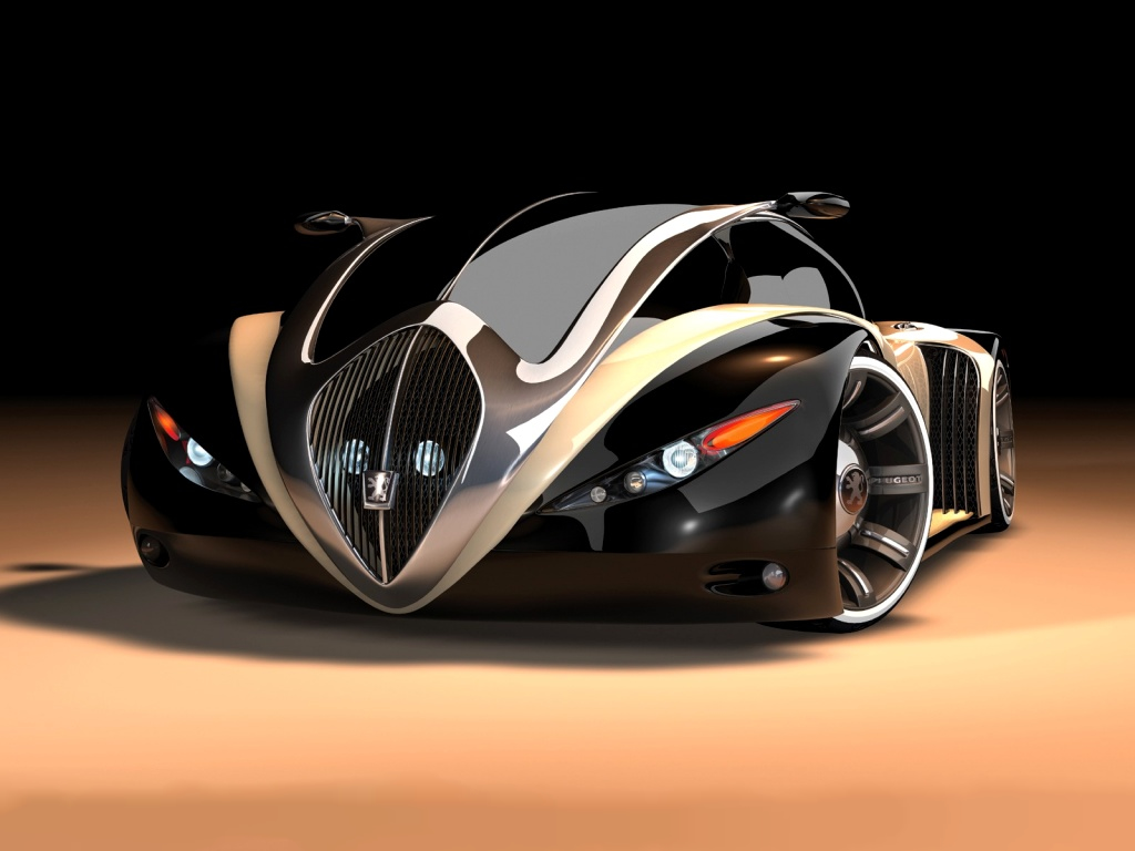 New Concept Cars