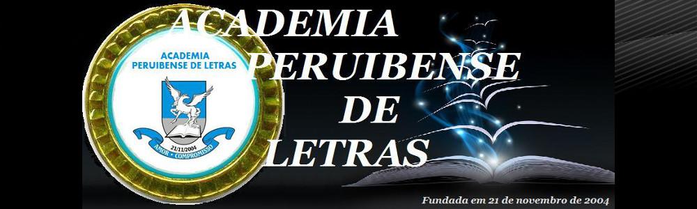 ACADEMIA PERUIBENSE DE LETRAS