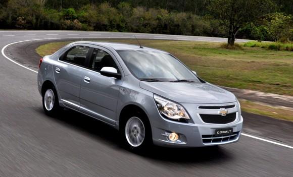 Nuevo Chevrolet Cobalt llegará a Europa en enero