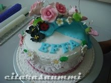 MODUL KELAS : BAKE & DECO BASIC CAKE WITH FONDANT